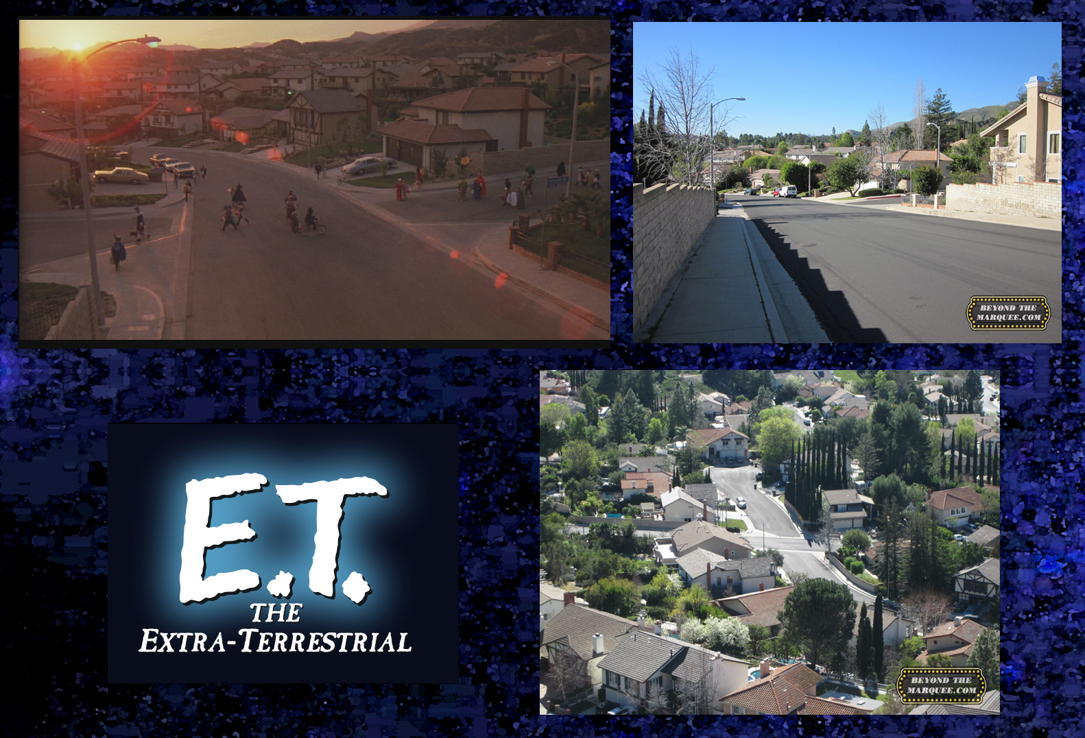 Finding E T The Extra Terrestrial The Filming Locations