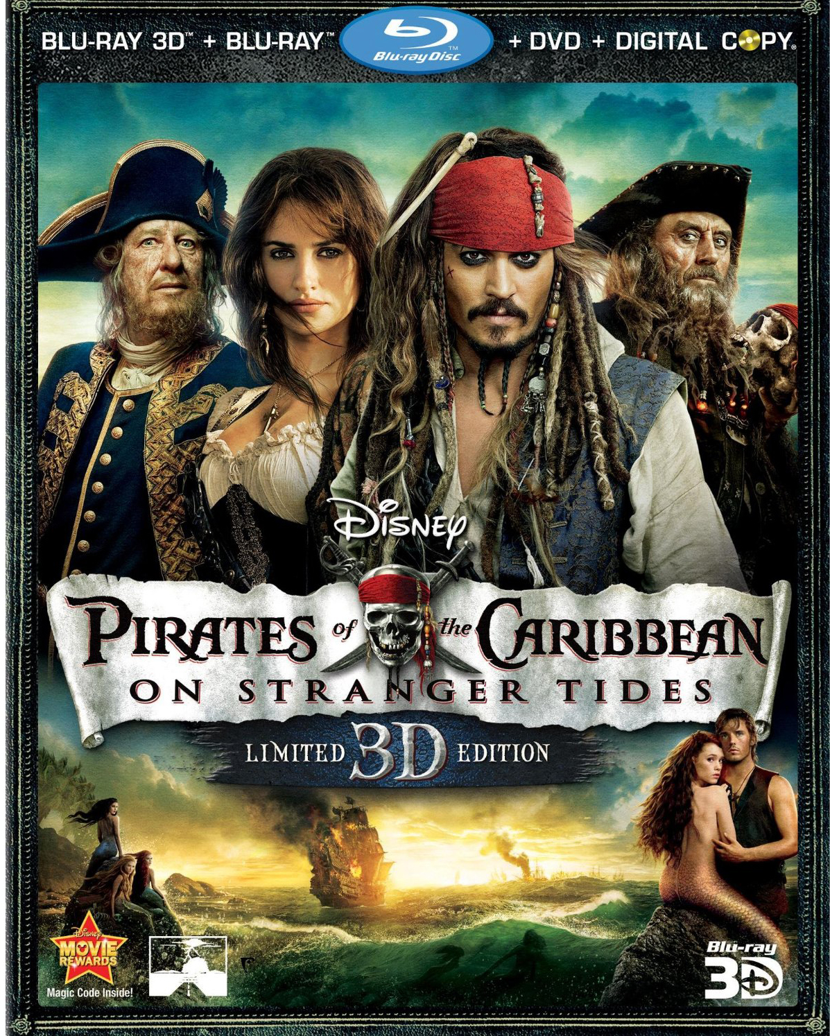 PIRATES BOX ART