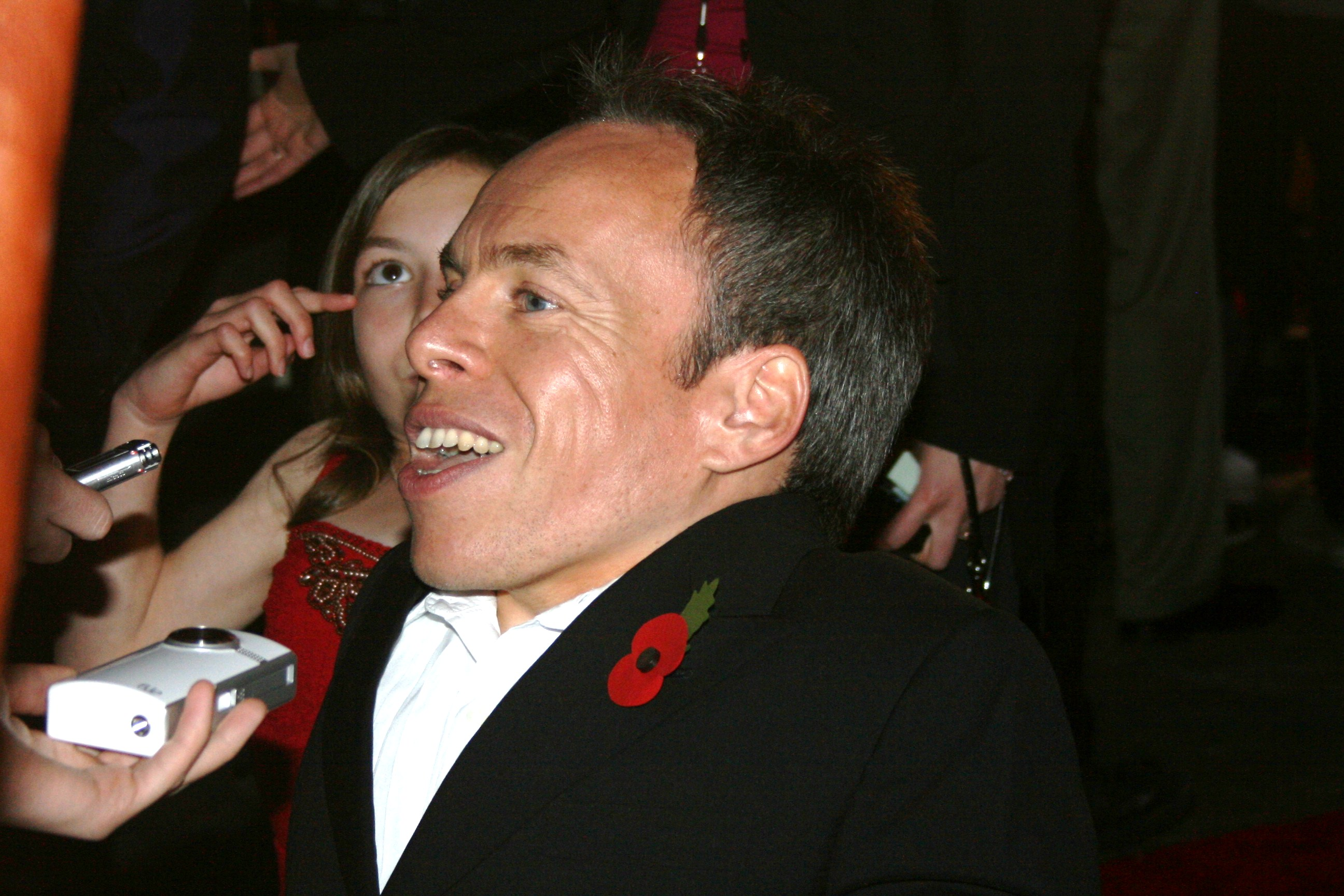 Warwick Davis Professor Flitwick Griphook Beyond The