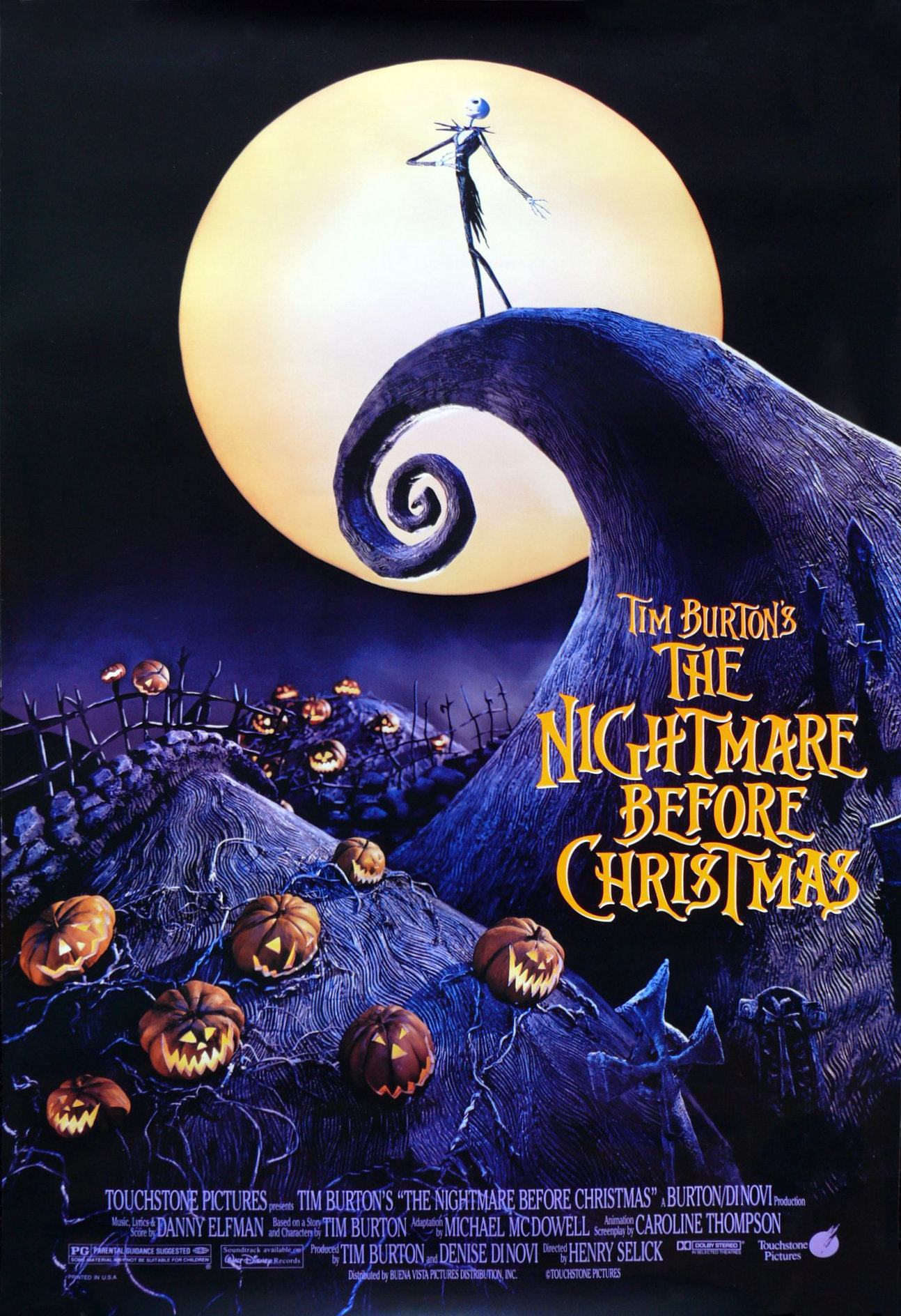 Poster design top 10 - 7 Nightmare