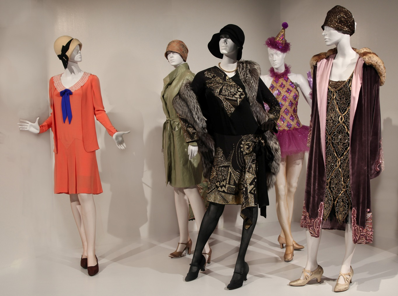 Stories of fashion designers