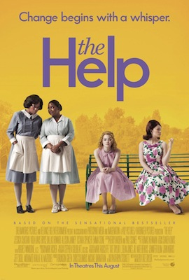 THE HELP Now on DVD & BluRay