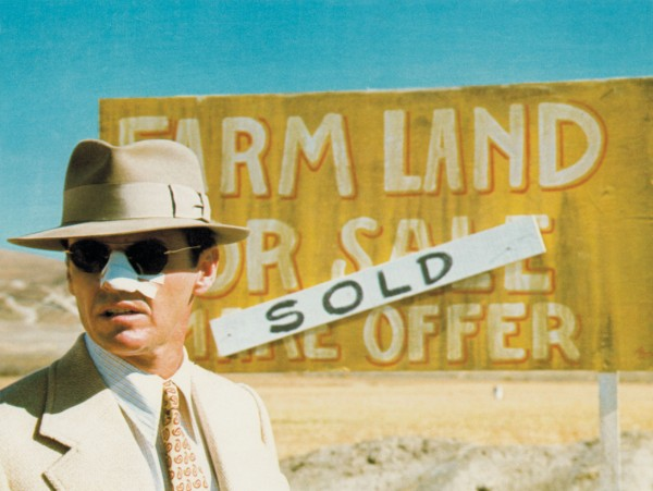 Chinatown on Blu Ray from Paramount Home Video