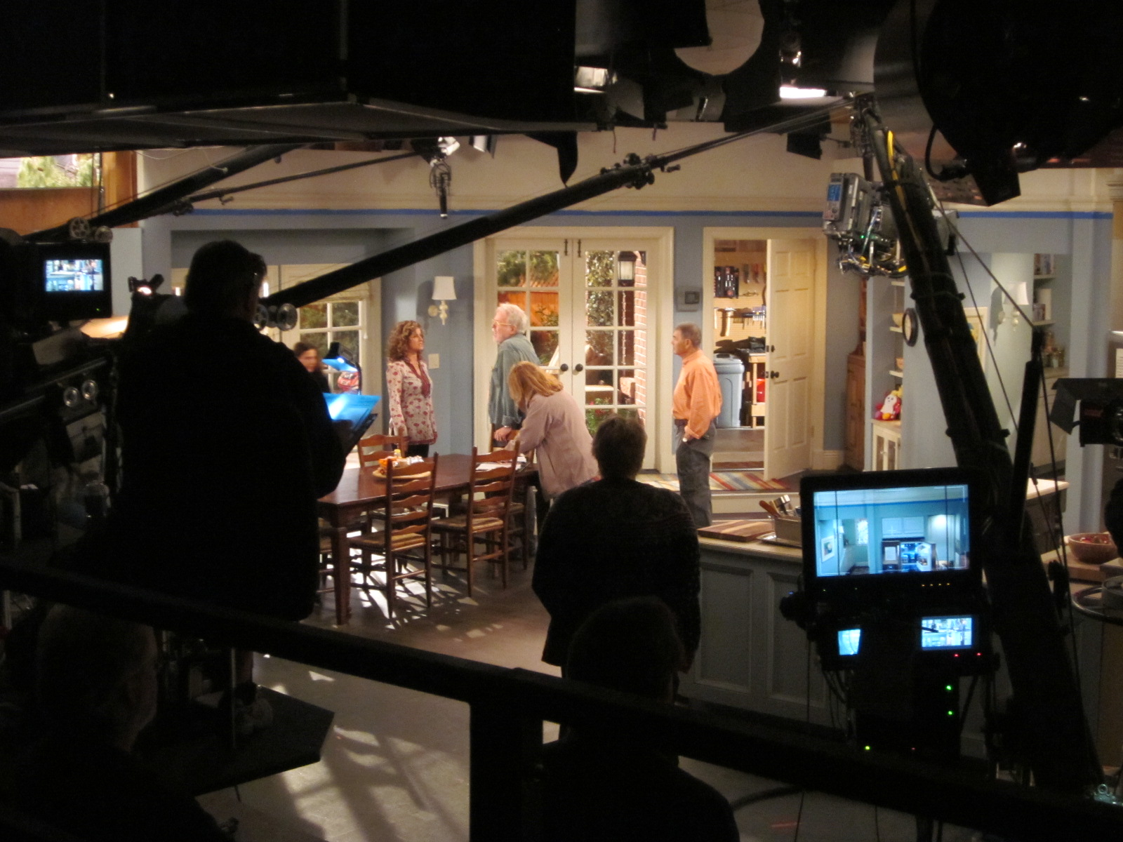 Btm S On The Set Q A With Tim Allen And The Cast Of Abc S Last Man Standing Beyond The Marquee