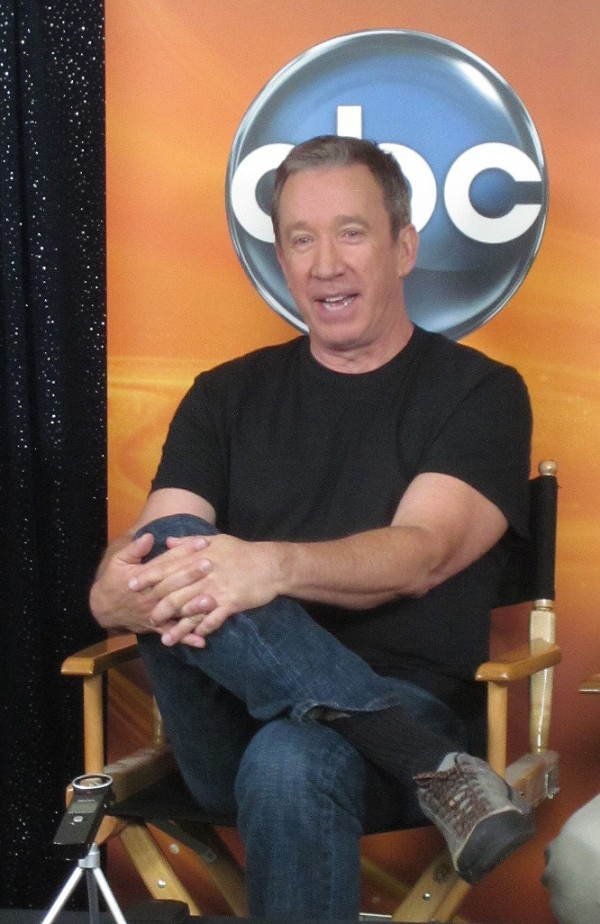 Btm S On The Set Q Amp A With Tim Allen And The Cast Of Abc S Last Man Standing Beyond The Marquee