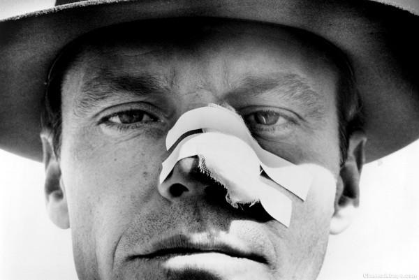 Jack Nicholson in Roman Polanski's CHINATOWN (1974)