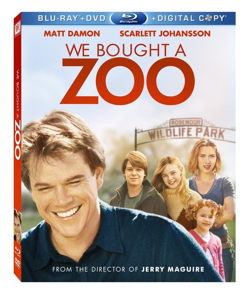 We Bought a Zoo cover art