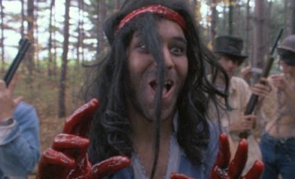 """Sam Raimi, master of the """"cult"""" film."""