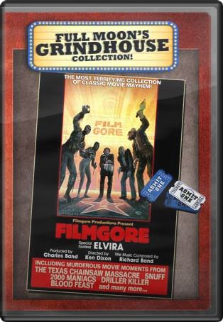 """""""Filmgore"""" available now from Full Moon Features"""