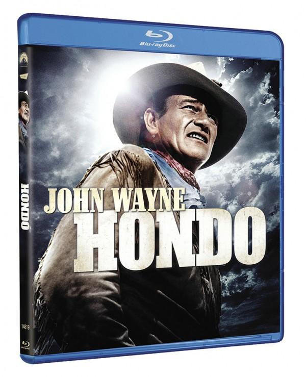 Hondo Blu Ray