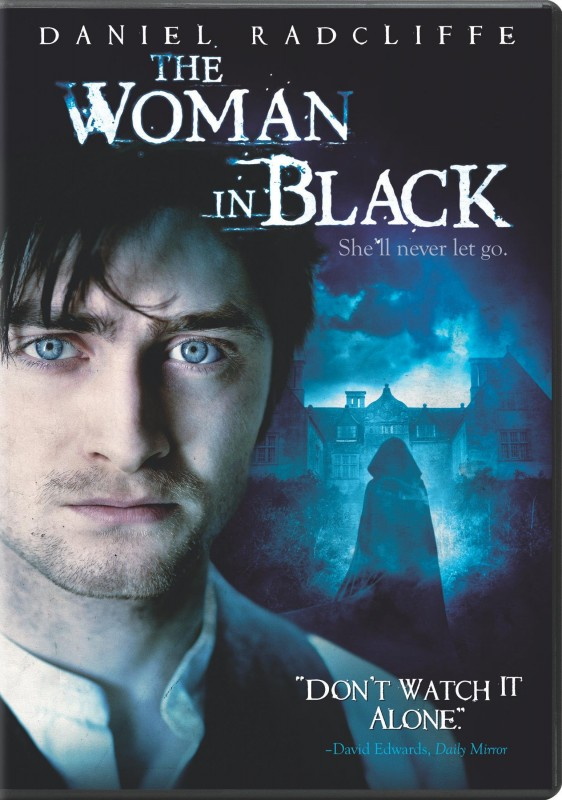 Woman in Black DVD cover