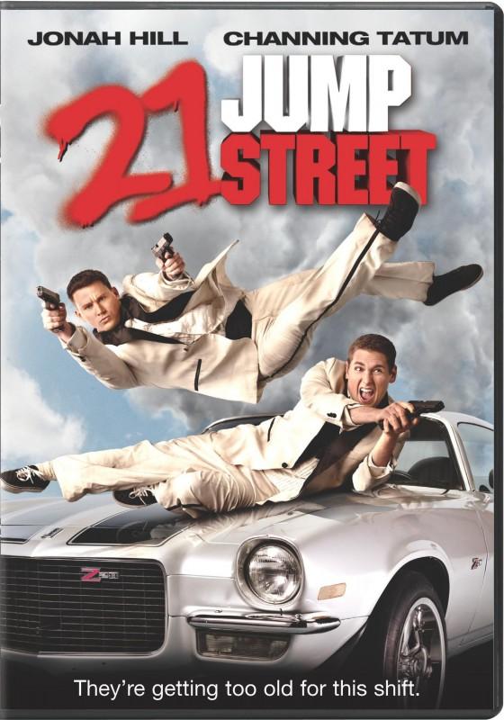 21 Jump Street box cover