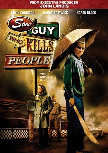 Some Guy Who Kills People box art