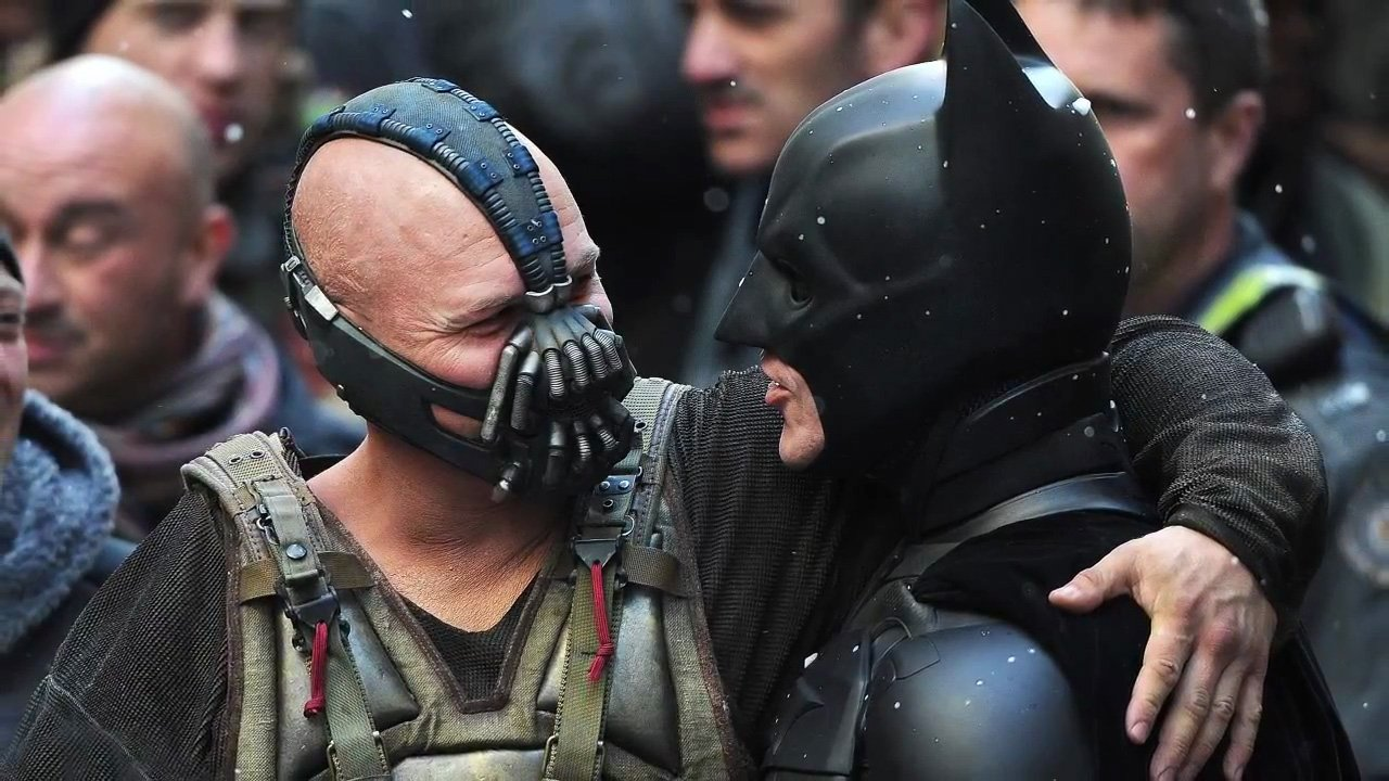 bane in batman the dark knight rises