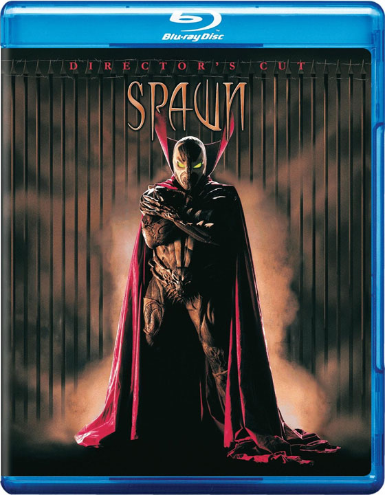 """""""SPAWN: DIRECTOR'S CUT"""" AVAILABLE NOW ON BLU-RAY FROM WARNER HOME VIDEO"""