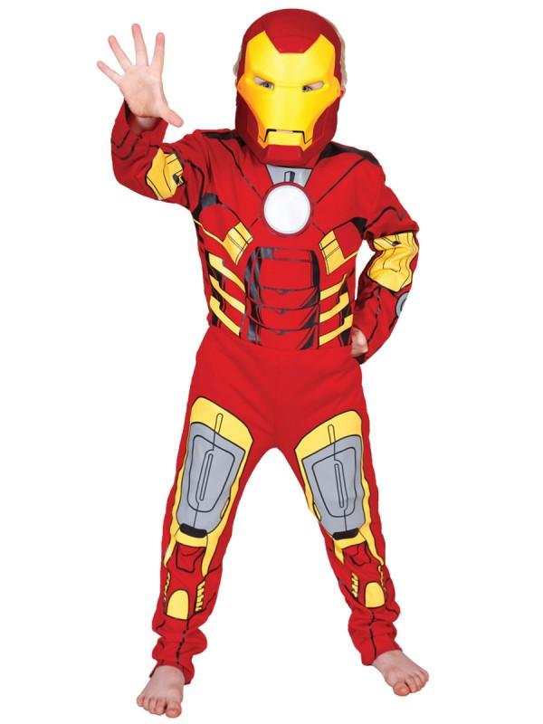Iron Man Pajamas For Boys Breeze Clothing