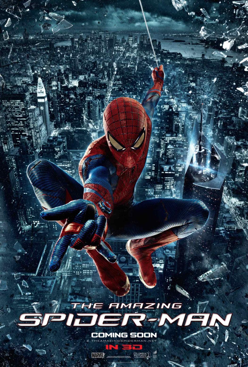 amazing spiderman spider movie poster film movies posters beyond series