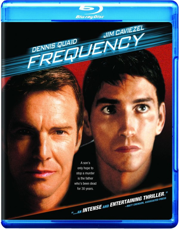 Image result for frequency film blu ray