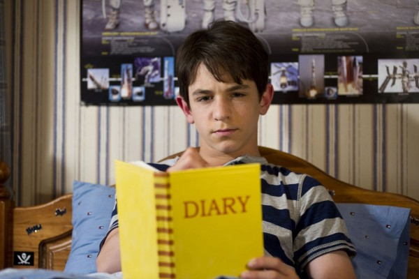 Wimpy Kid Greg Heffley (Zachary Gordon) charts his memorable summer in his diary.