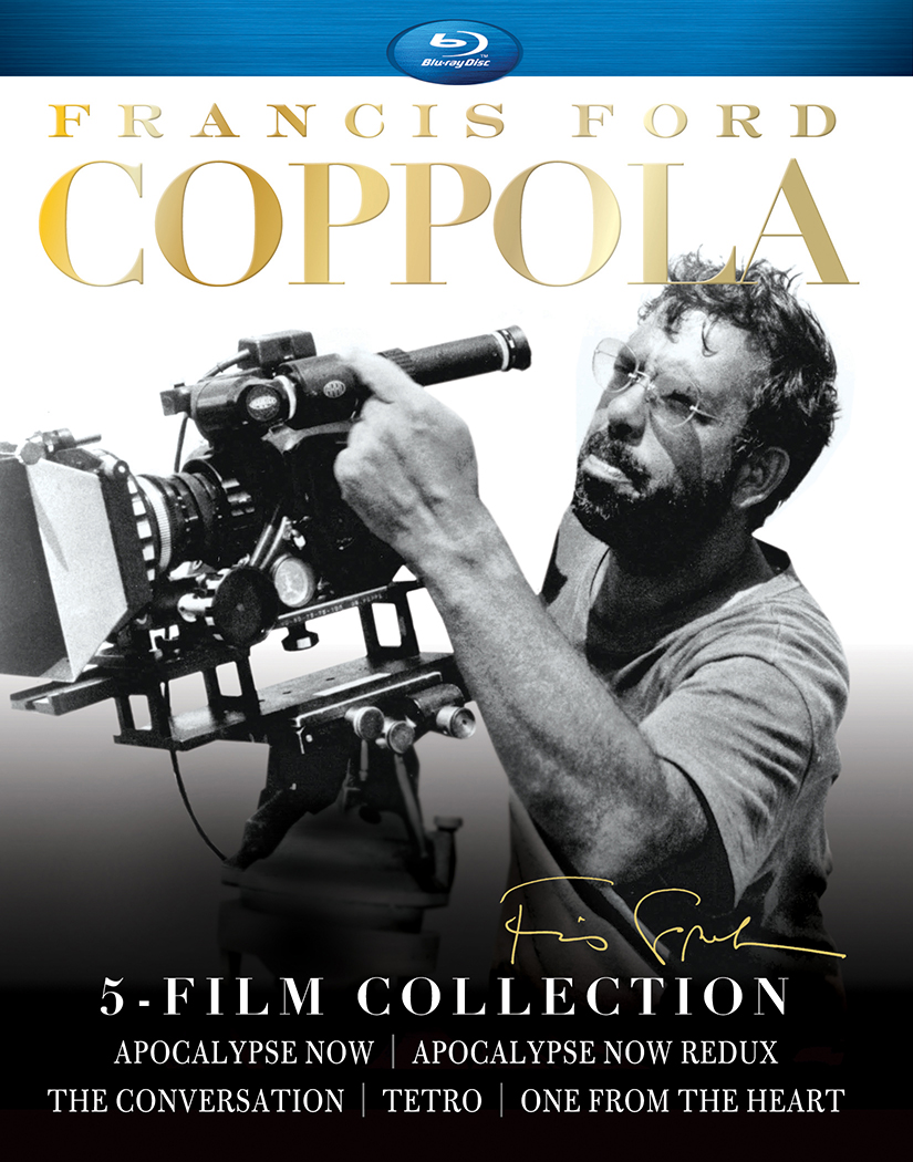 francis ford coppola 5 film collection beyond the marquee. Cars Review. Best American Auto & Cars Review