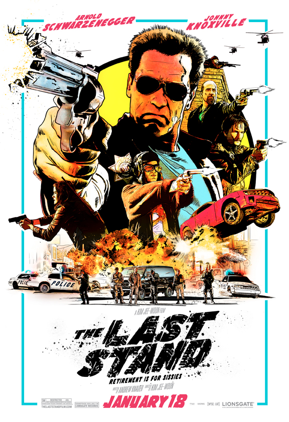LAST ST poster