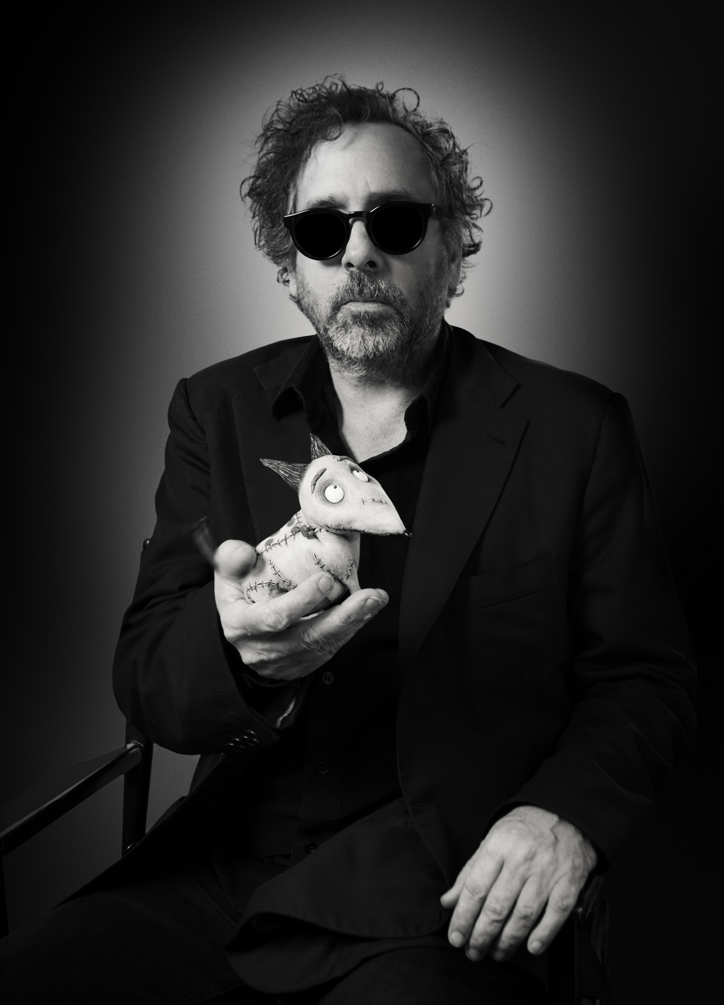 A FRANKENWEENIE Discussion With Tim Burton | BEYOND THE ...