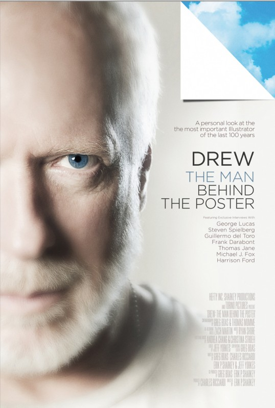 DREW-Behind the Poster