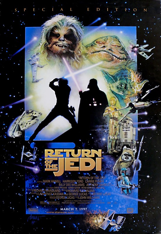 Star Wars - Return of the Jedi (1983) Special Edition