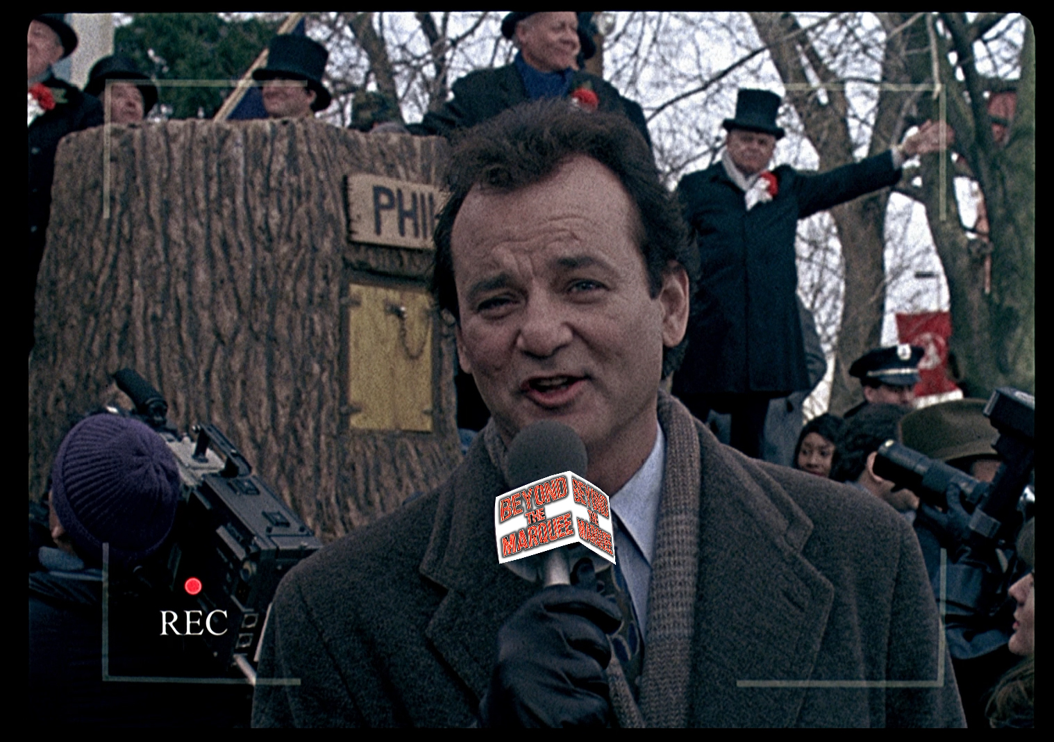 Groundhog Day Movie Quotes Waiching's Movie Thoughts & More  Retro Review Groundhog Day 1993