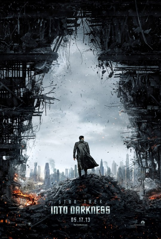 Star Trek Into Darkness the 1-Sheet Poster