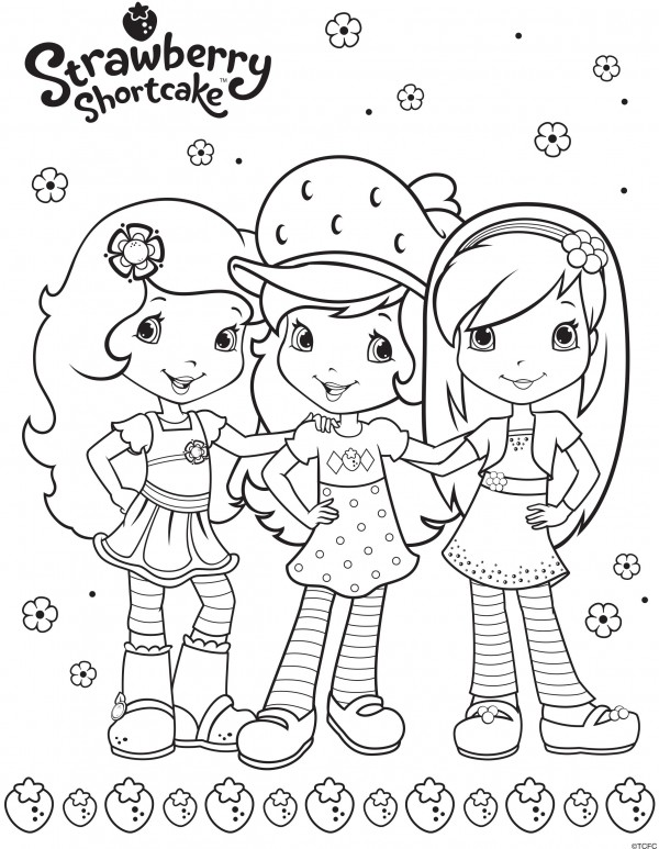 Coloring Pages Of Best Friends Forever Coloring Pages