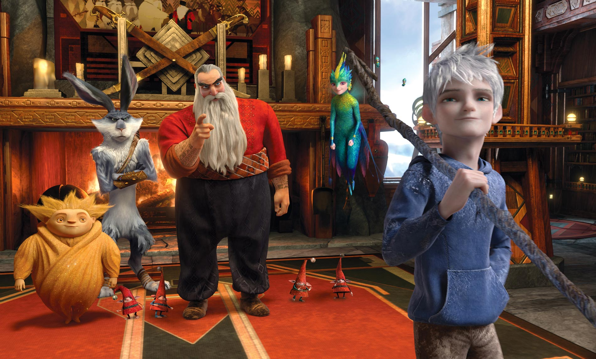Rise of the guardians 3 d blu ray review beyond the - Pics of rise of the guardians ...