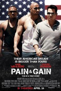 PAIN GAIN post