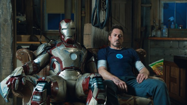 Sit back and relax to the Iron man 3 soundtrack