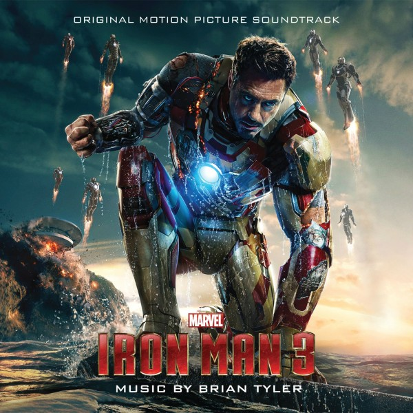 The Iron Man 3 Soundtrack