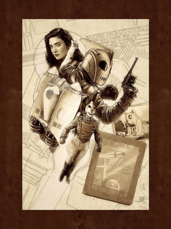 Paul Shipper's Rocketeer