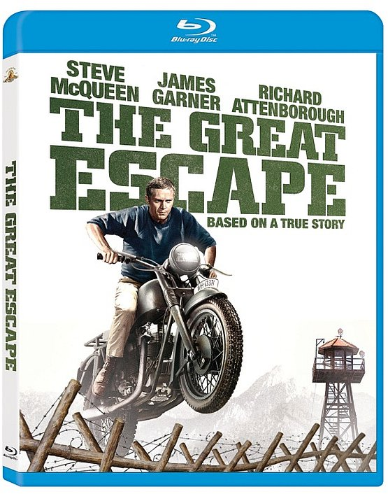 The Great Escape NOW available on Blu-ray
