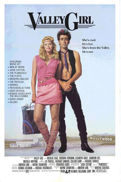 1983's Valley Girl