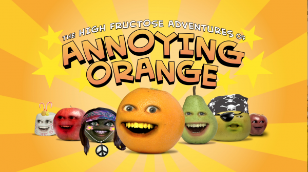 The High Fructose Adventures of Annoying Orange: The Complete First Season