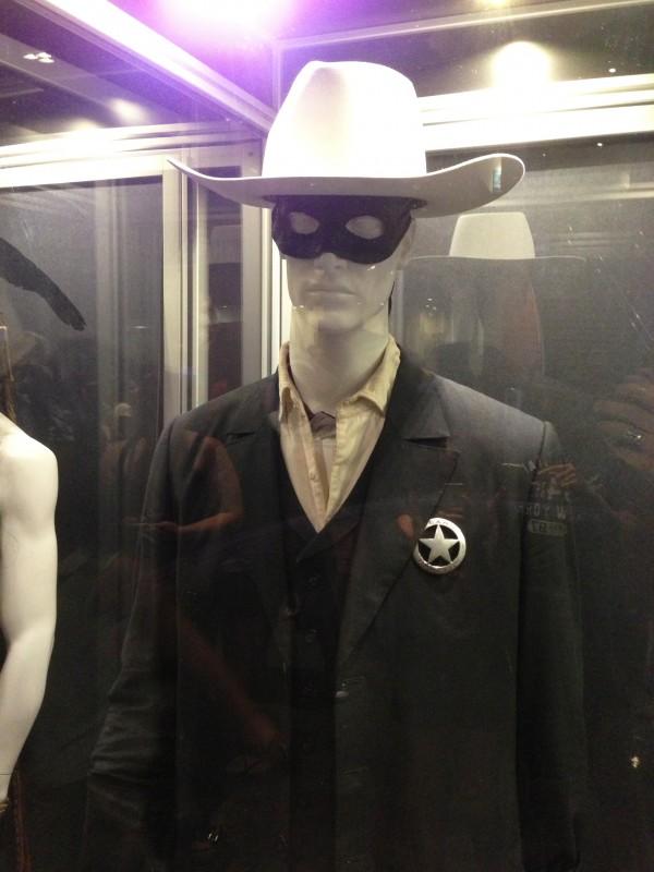 """""""The Lone Ranger"""" / """"John Reid"""" Costume - Armie Hammer"""