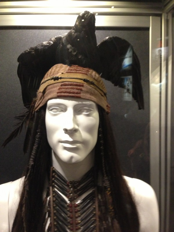 "Johnny Depp's ""Tonto"" Costume - The Lone Ranger"