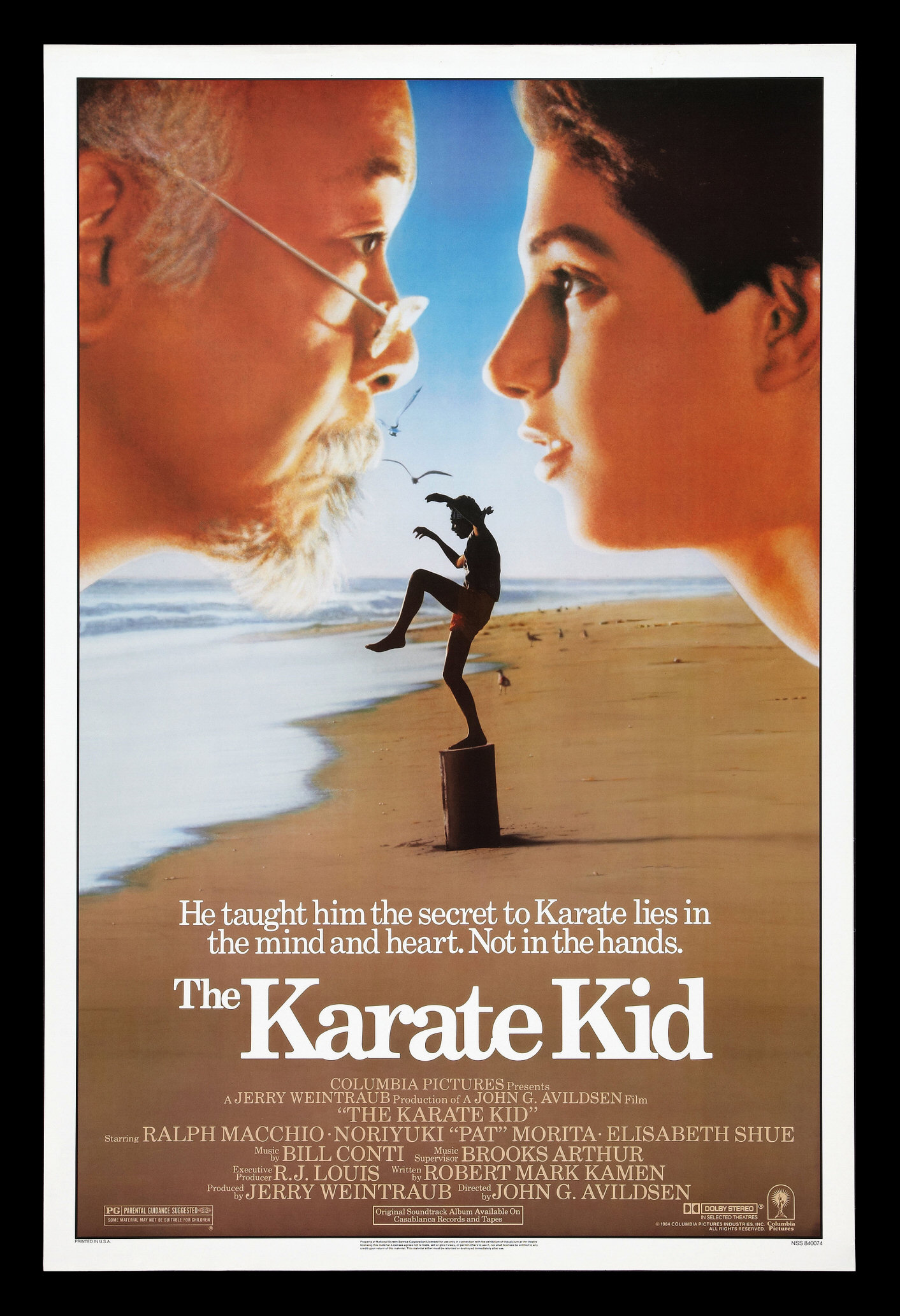 Karate Kid Poster - BTM