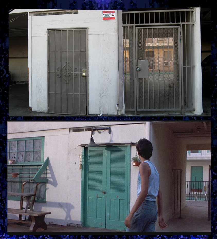 The Apartment Movie: THE KARATE KID Apartment Filming Location