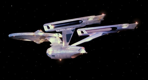 Still photo of Enterprise photo by Virgil Mirano.