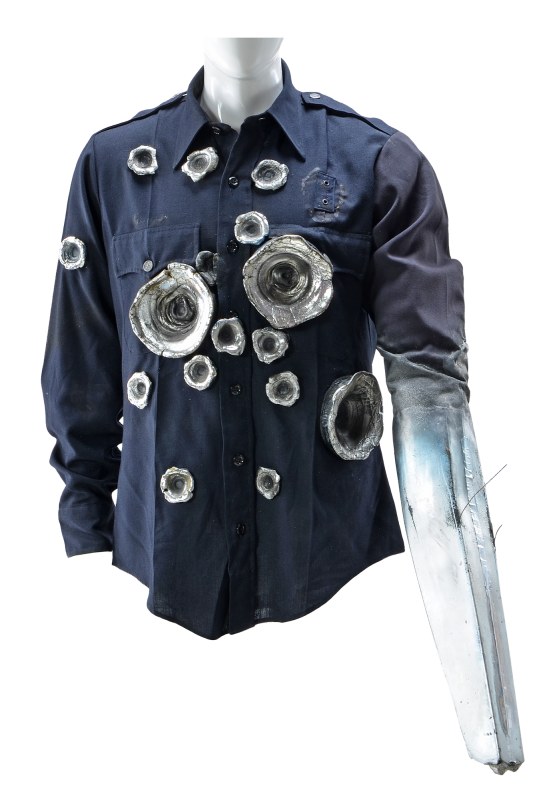 T-1000 costume from Terminator 2