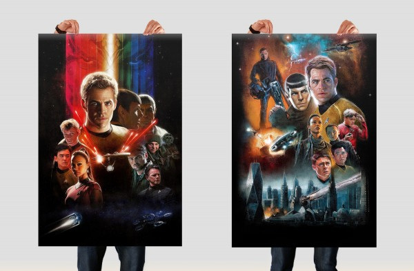Win these STAR TREK posters!