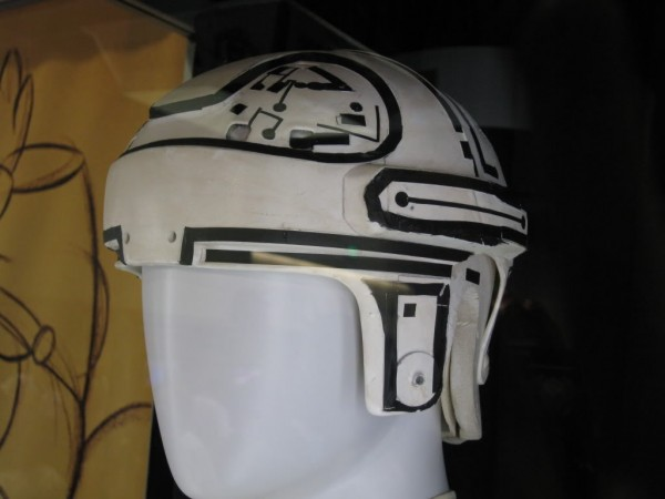 The Helmet of TRON
