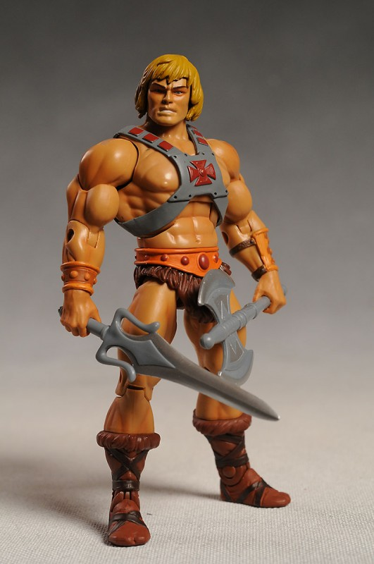 Masters of the Universe Classics by Matty Collector