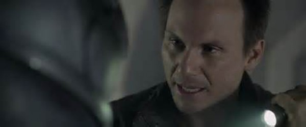 Christian Slater as Colonel Gerard Brauchman in STRANDED