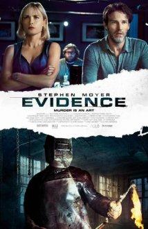 EVIDENCE poster art